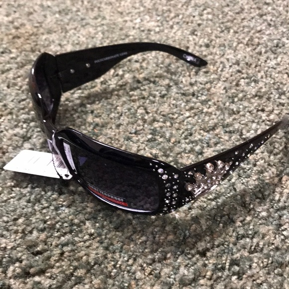 6620ac3dd0f7 Rodeo Queen Bling Sunglasses
